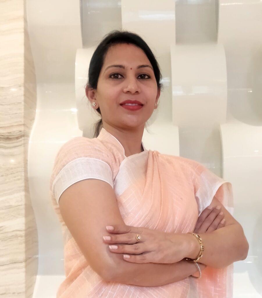 Rashmi Dharewal